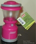 Battery operated lamps can be a big help for the Sandwich Generation - safer for both elderly parents and grandchildren