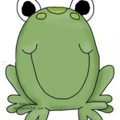 Its National Frog Month - and the Sandwich Generation Granny Nanny at SandwichINK loves frogs to help our grandchildren learn so many things