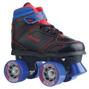Roller skates can make for fun activities for grandparents and their grandchildren
