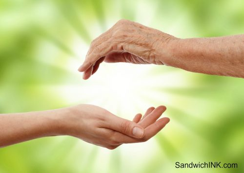 SandwichINK for the Sandwich Generation sharing tips for keeping elderly safe at home