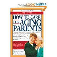 How to care for aging parents by Morris covers the topic of elderly drivers and driving issues