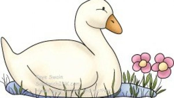 This cute country duck clipart is a sweet reminder of lovely family memories my granddaughter and I enjoyed while feeding the ducks nearby