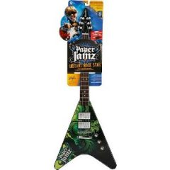 My grandson was thrilled to find I can order him the Wow Wee Paper Jamz Guitar Series II - Style 4 and get it delivered free via Amazon Prime Discounts Membership