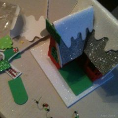 Fun and easy Christmas crafts projects for kids tha seniors can also enjoy
