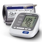 The Sandwich Generation granny nanny and senior mom got this omron series 7 blood pressure monitor and love it