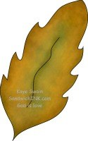 The Sandwich Generation granny nanny loves these cute country leaves clipart