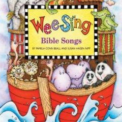 Wee Sing Bible songs with the old and new testament books of the Bible songs