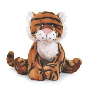 Cute Webkinz stuffed plush animals like this Webkinz bengal tiger are fun to play with and have the perfect autumn fall colors