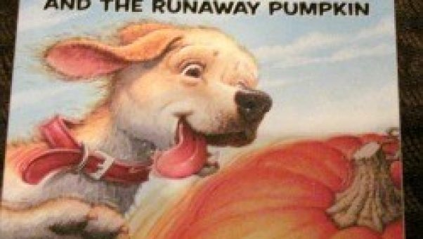 Marley and the Runaway Pumpkin was a fun read for the Sandwich Generation granny nanny and grandkids - good for fun phonics activites