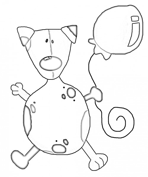 Fun doggy coloring pages from Kaye Swain Sandwichwich Generation social media blogger and REALTOR