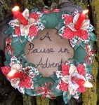 This Sandwich Generation granny nanny invites you to join us for A Pause in Advent
