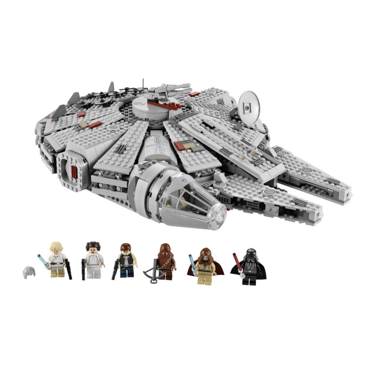 My grandkids do love the Legos Star Wars sets - along with the Atlantis - Prince of Persia - and on and on and on
