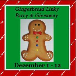 The Sandwich Generation granny nanny thinks the gingerbread Christmas blog party is adorable and fun for the grandkids