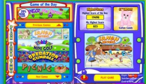 My grandkids and I still love Webkinz stuffed and virtual animals and I was delighted to spot Lunch Letters - one of the fun touch typing games for kids and grand children.jpg