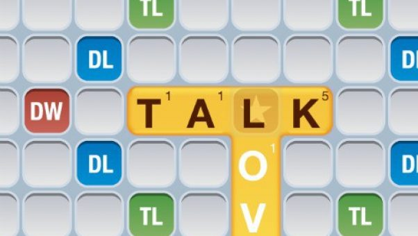 Words with Friends is one of the best apps I have found for playing with grandkids AND learning reading and sounding out words- and can be combined with encouraging Bible verses to remind them how to play it