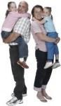 Grandparents babysitting grandchildren relish the hugs amidst the Sandwich Generation issues