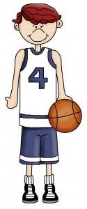 Its Upward basketball NOT Upwards basketball copy and the Sandwich Generation granny nanny and grandkids love it