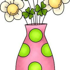 Happy St Patricks Day to the Sandwich Generation with this cute holiday clip art