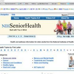 The NIH is a great resource for the Sandwich Generation caregiver caring for the aging parents in their family