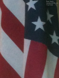 Flag Day is one of those lesser celebrated but still important and happy US patriotic holidays - no change