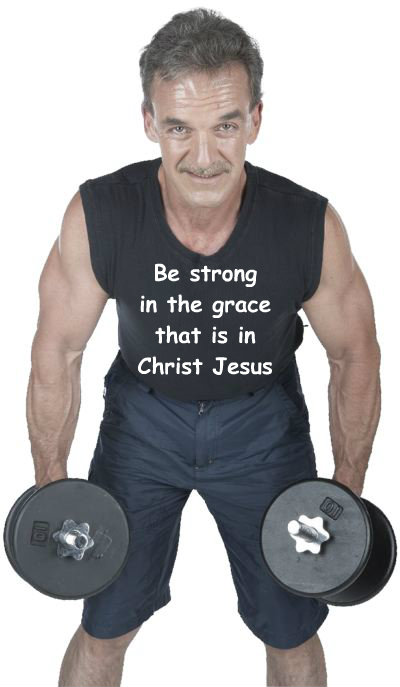 It is so important for boomers and seniors to enjoy fun physical senior activities but even more important - to find our strength in the Lord God