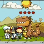 My grandkids consider Scribblenauts to be one of the best iphone and ipad games for kids - I like its educational values as well