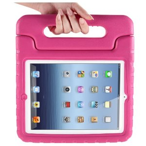 One of the many pink iPad cases and accessories for the iPad 2 of our Sandwich Generation families