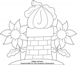 Happy Autumn to Grandparents and Grandchildren from SandwichINK for the Sandwich Generation