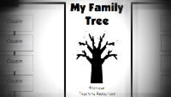 Fun with a family tree for the Sandwich Generation granny nanny and grandkids
