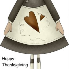 Happy Thanksgiving to the Sandwich Generation caregivers and grandparents everywhere - Blessings