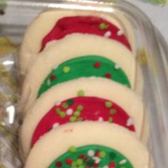 Easy and yummy Christmas cookies are a great help for the Sandwich Generation