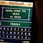 Hangman can be both fun and educational for grandkids and grandparents alike