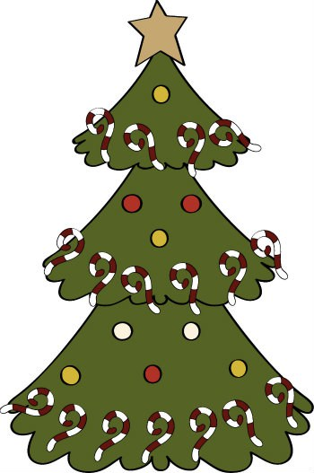 Merry Christmas to the Sandwich Generation and others visiting for the Caregiving Holiday Progressive Blog Party - with this cute country clipart