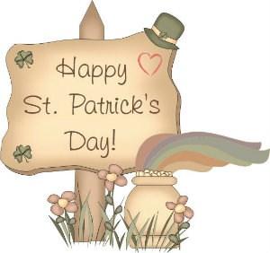Happy St Patricks Day to the Sandwich Generation multigenerational caregivers