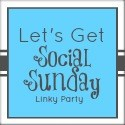 Sandwich Generation Caregivers may be housebound with their caree but thanks to fun things like Lets Get Social Sunday we can still meet new friends