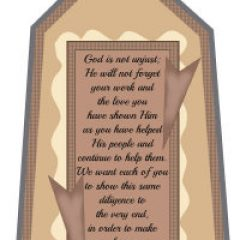 Encouraging Bible Verses from Joni & Ken
