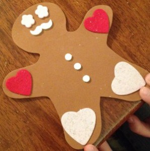 Handmade crafts and tree ornaments even after Christmas are fun for grandparents and grandchildren in my Sandwich Generation family .jpg