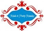 Make It Pretty Monday at the Dedicated House is fun for grandparents to share grandkid projects and ideas