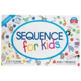 Sequence for kids is probably our most favorite game over the years for my grandkids and me