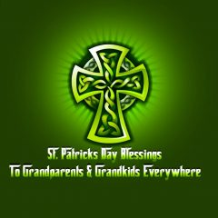 Happy St Patricks Day to grandparents and grandkids everywhere from Kaye Swain Roseville REALTOR