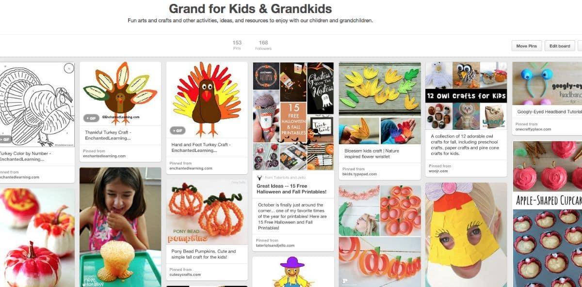 Grand for kids and grandkids via Roseville CA real estate agent blogger Kaye Swain at SandwichINK