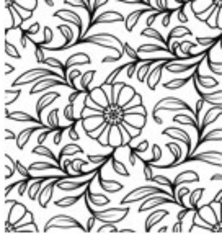 Roseville CA real estate agent Kaye Swain loves sharing coloring pages for adults on her blog