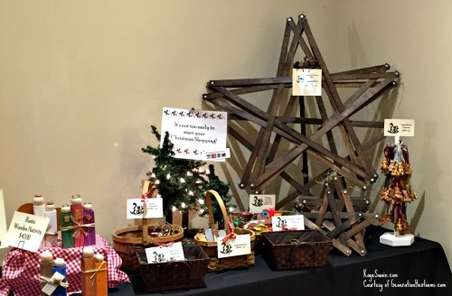 Sacramento CA Quilt Show had Generation to Generation Heirlooms with an adorable nativity set and more via Kaye Swain Real Estate Agent