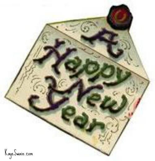 Kaye Swain Roseville Sacramento CA real estate agent blogger says HAPPY NEW YEARS