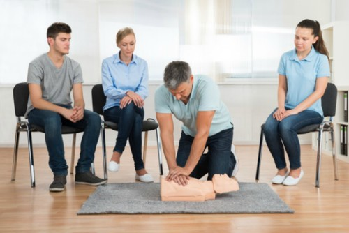Kaye Swain Roseville CA real estate agent blogger shares CPR info 1200