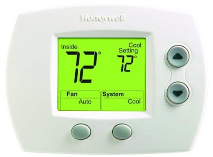 Honeywell non-programmable thermostat via Kaye Swain Roseville Real Estate Agent