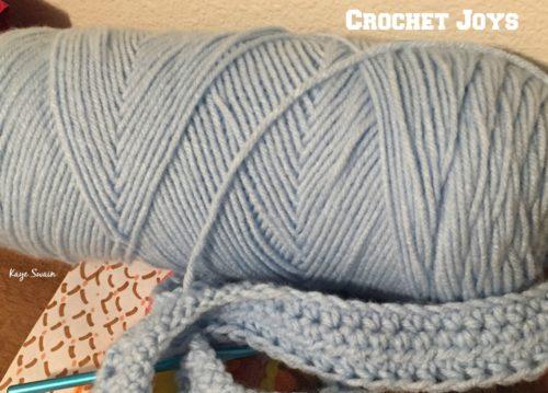 Crochet joys always popular with Kaye Swain grandkids