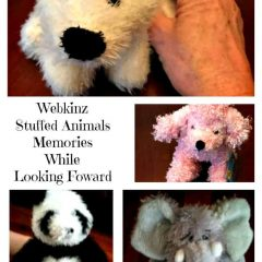 WebkinzStuffed Animals Memories While Looking Forward