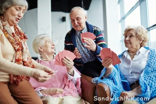 games activities for senior citizens