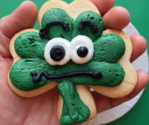Easy St Patrick Day Ideas for Seniors - Baking